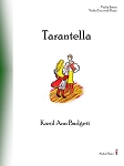 Tarantella - By Karol Ann Badgett: Violin Trio with Piano Late Elementary Sheet Music